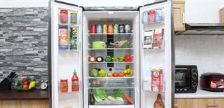 Top 5 tủ lạnh bán chạy nhất tháng 04/2017