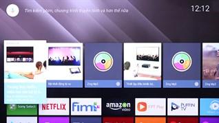 Cách khôi phục cài đặt gốc cho Android tivi Sony