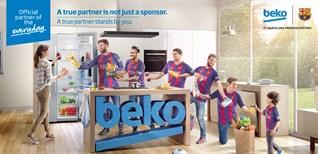 Thương hiệu BEKO của nước nào?