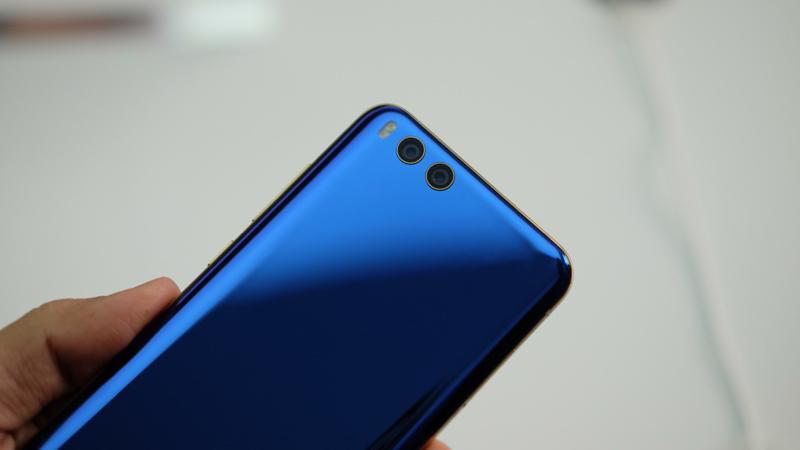 Camera trên Xiaomi Mi 6
