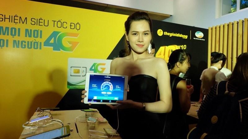 TGDĐ hợp tác Viettel mạng 4G