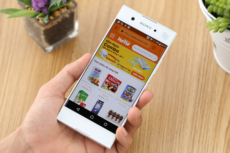 iPhone 5s, OPPO F3, Galaxy J7 Prime, Galaxy S8...đang có giá cực hấp dẫn để sở hữu tại VuiVui.com (HCM) - ảnh 6