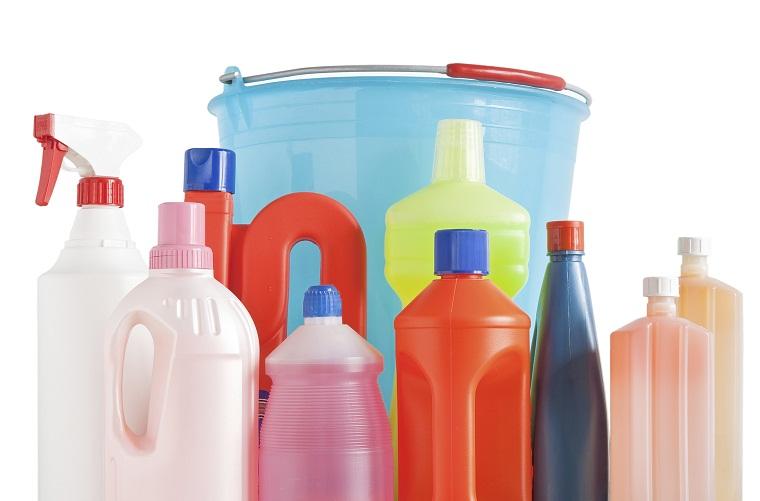 Lựa chọn chất tẩy rửa không phù hợp