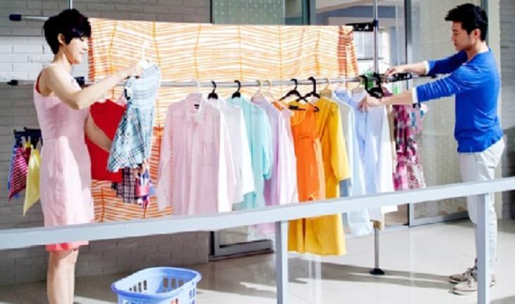 8 mẹo cực hay giúp quần áo khô nhanh trong mùa mưa ẩm