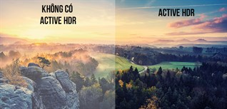 Công nghệ Active HDR trên tivi OLED LG là gì?