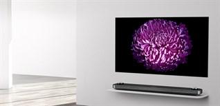 Dòng tivi OLED LG W7T nhận được hơn 40 giải thưởng ngay từ khi ra mắt