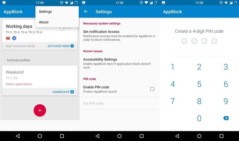Cách khoá ứng dụng tự động theo lịch định sẵn trên smartphone - ảnh 7