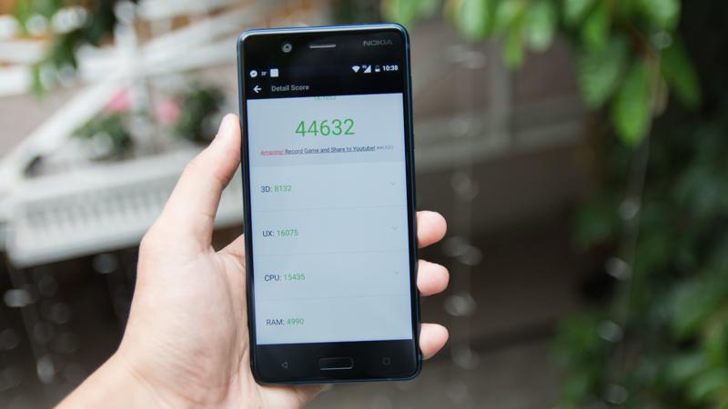 Đánh giá nhanh Nokia 5: Chiếc Lumia chạy Android, nhưng camera có ngon? - ảnh 5