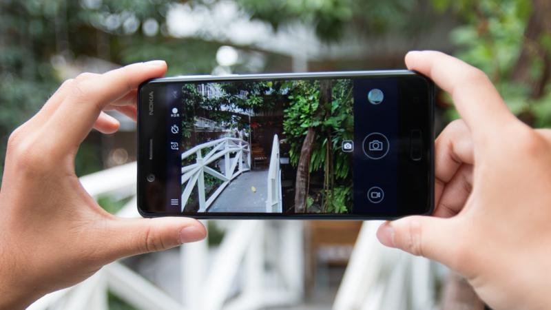Đánh giá nhanh Nokia 5: Chiếc Lumia chạy Android, nhưng camera có ngon? - ảnh 7