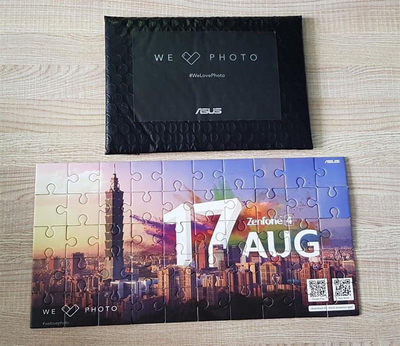 Sự kiện ra mắt Zenfone 4