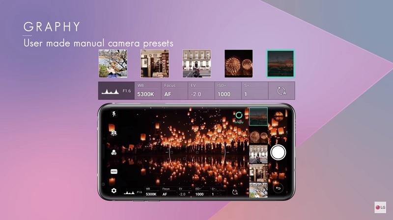 LG tung video giới thiệu những tính năng đỉnh trên V30 - 203465