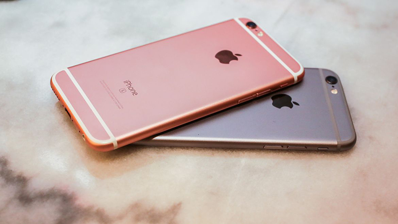 iPhone 6s thiết kế
