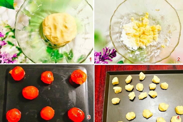 Cách làm bánh Trung Thu ngàn lớp thơm ngon khó cưỡng