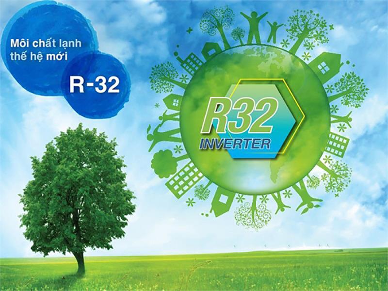 Gas-R32