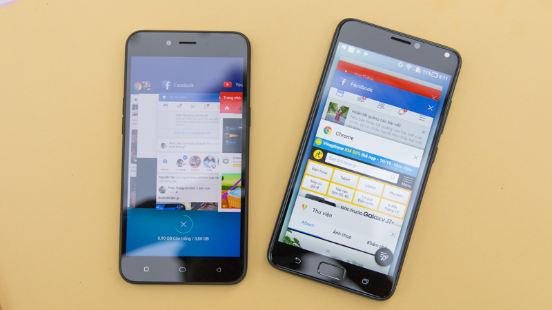 So sánh OPPO A71 và Zenfone 4 Max Pro: Tầm giá 5 triệu, đâu là tốt? - ảnh 7