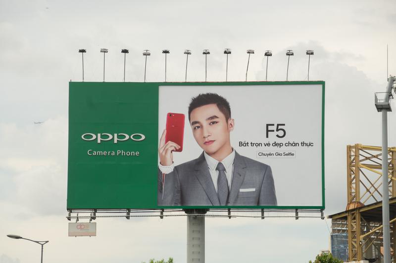 ca sĩ Sơn Tùng M-TP sẽ là gương mặt đại diện cho sản phẩm OPPO F5