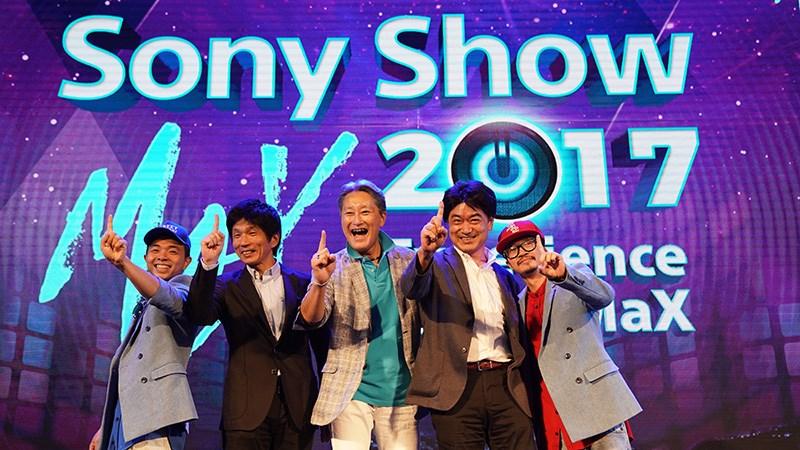 sony show