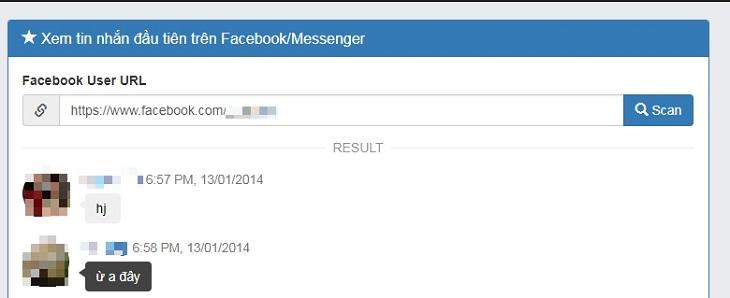 Cách xem top bạn bè nhắn tin với bạn nhiều nhất trên Facebook