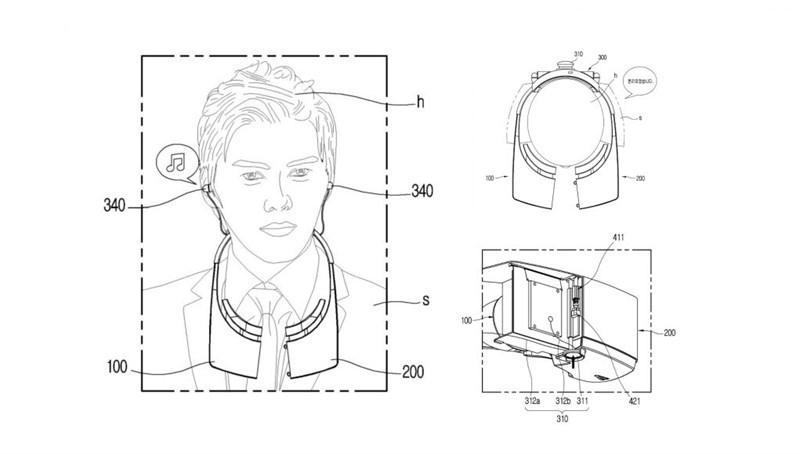 Bằng sáng chế của LG tiết lộ hãng đang nghiên cứu thiết bị VR rất độc đáo - ảnh 4