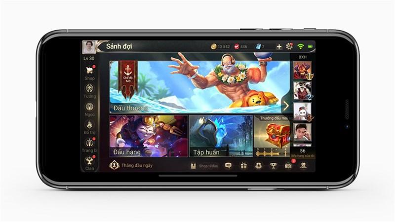 Trải nghiệm giao diện iPhone X: Xem phim, chơi game có sướng? - ảnh 14