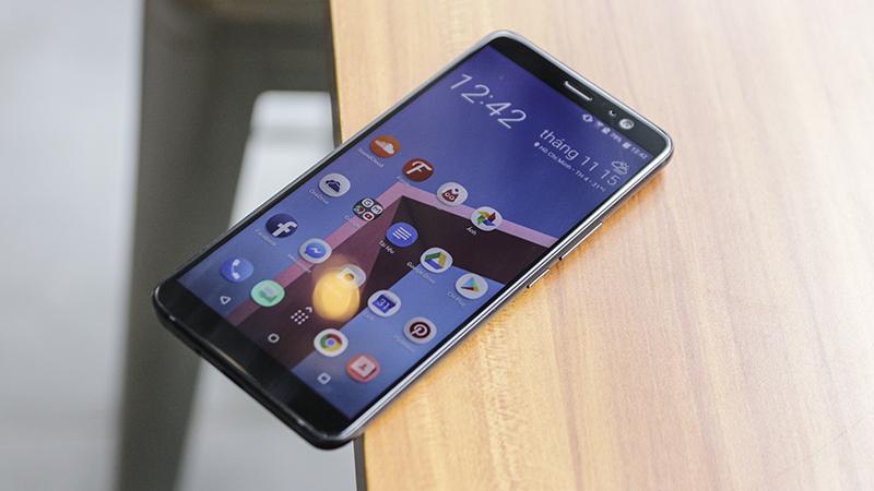 Trải nghiệm nhanh HTC U11 Plus tại Việt Nam: Thiết bị hoàn hảo nhất của HTC! - ảnh 6