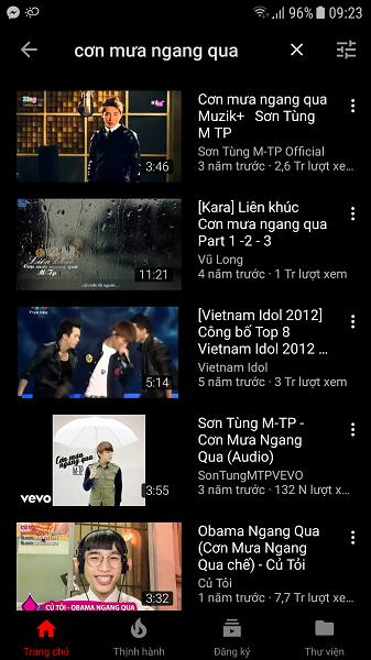 Mẹo xem Youtube không quảng cáo, tắt màn hình vẫn chạy