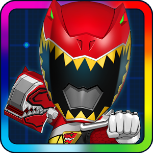 Power Rangers Dash | 5 anh em siêu nhân