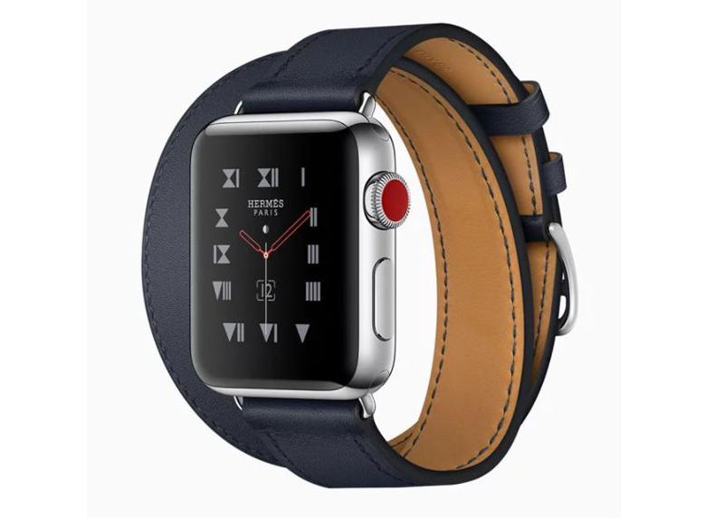 Đồng hồ Apple Watch 3 có gắn SIM - Trang bị chip vi xử lý dual-core hoàn toàn mới W2 giúp truy cập Wifi nhanh hơn 85%