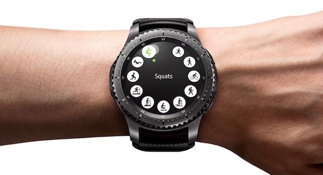 Samsung Gear S3 frontier LTE - Không bỏ lỡ bất kì thông báo, tin nhắn hay cuộc gọi nhỡ