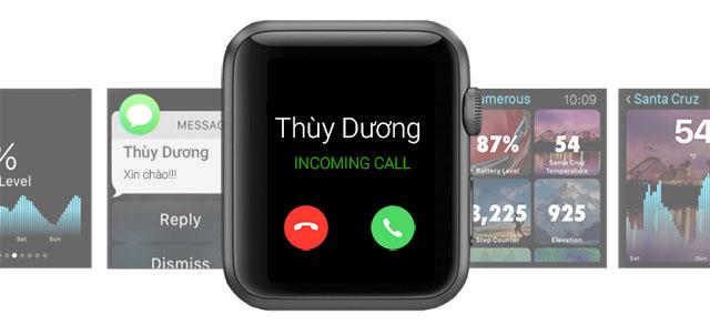 Apple Watch S2 42mm - Hiệu năng mạnh hơn