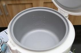 Lòng nồi hợp kim nhôm chống dính dễ dàng vệ sinh