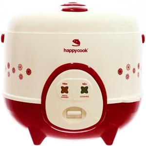 Nồi cơm điện nắp gài Happycook 1.2 lít HC-120
