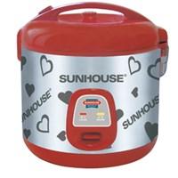 Nồi cơm điện nắp gài Sunhouse 1.8 lít SHD 18S