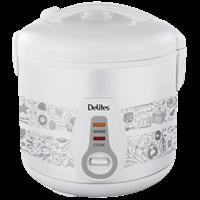 Nồi cơm điện nắp gài Delites 1.8 lít NCG1802