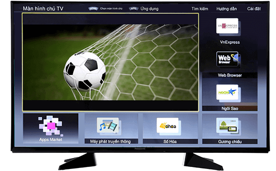 Smart Tivi Panasonic 43 inch TH-43EX605V