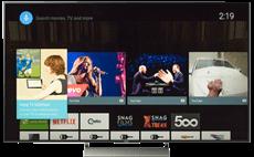 "Smart TV SONY 65"""