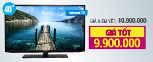 Internet Tivi LED Samsung UA40H5303 40 inch