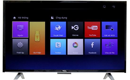 "Internet TV TCL 32"""