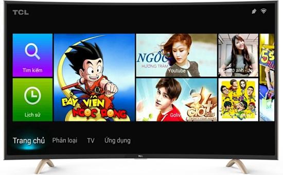 "Smart TV TCL 48"""