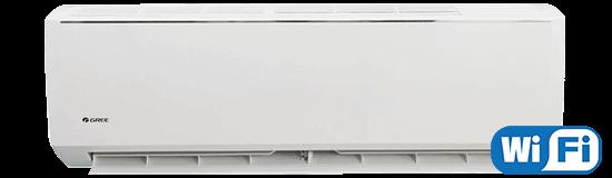 Máy lạnh Gree 1 HP GWC09QB-K3DNB6B
