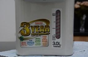 Thang đo mực nước giúp chống tràn và cạn nước