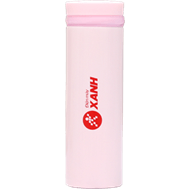 Bình giữ nhiệt 350ml DMX-006 Hồng