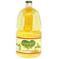 Dầu đậu nành Happi Soya 2 lít