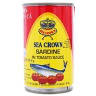 Cá Trích Sốt Cà Sea Crown lon 155g