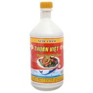 Nước mắm cốt cá cơm Thuận Việt