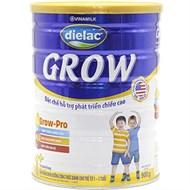 Sữa bột Dielac Grow Pro1+ 900g (cho bé 1-3 tuổi)