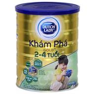 Sữa bột Dutch Lady Khám Phá Gold 900g (cho bé 2-4 tuổi)