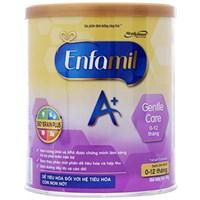 Sữa bột Enfamil A+ Gentle Care 400g (cho bé 0-12 tháng)