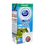 Sữa tiệt trùng Dutch Lady có đường hộp 1 lít