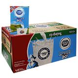 Sữa tiệt trùng Dutch Lady có đường 220ml (thùng 48 bịch)